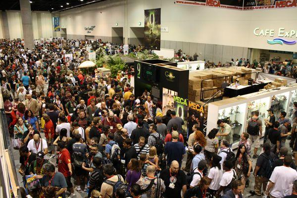 Comic Con 2009 floor image (29)