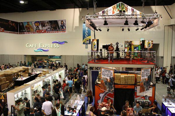 Comic Con 2009 floor image (30)