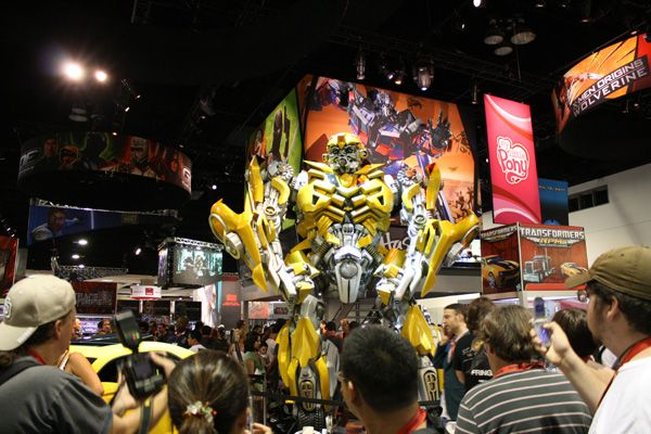 Comic Con 2009 floor image (35)