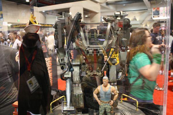 Comic Con 2009 floor image (7)