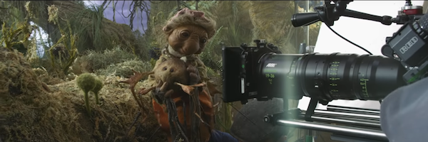 Dark Crystal Series Documentary Clip Goes Behind the Scenes