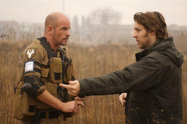 District 9 movie image Neill Blomkamp