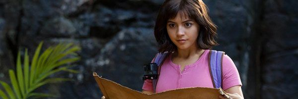 New Dora the Explorer Movie Trailer Teases Danny Trejo as