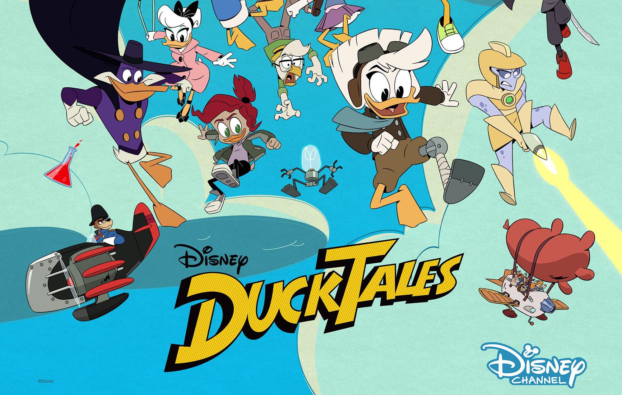 Ducktales 2019