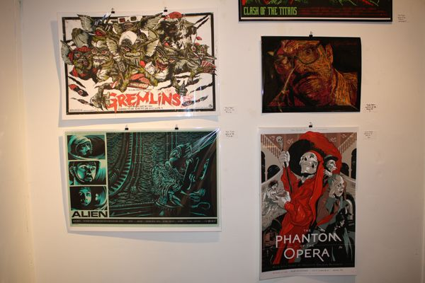Gallery 1988 and Mondo Present Badass Cinema Los Angeles
