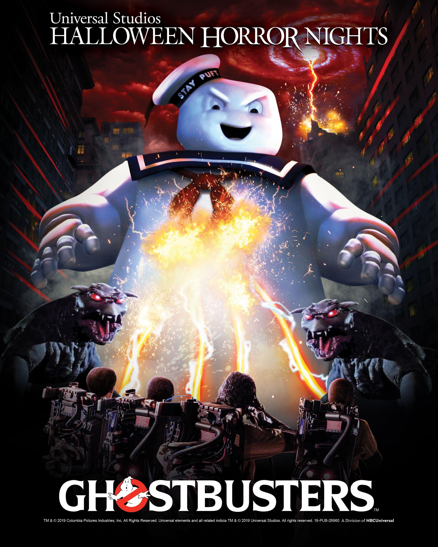 Universal Studios Halloween Horror Nights 2019 Theme.Ghostbusters Maze Set For Halloween Horror Nights 2019 Collider