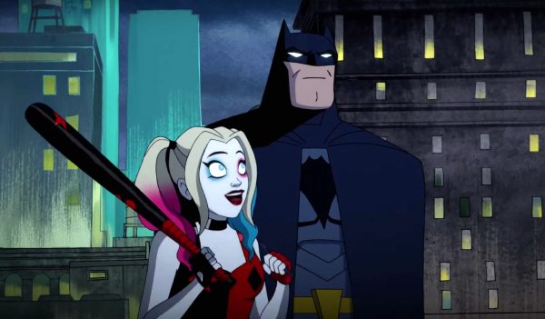 harley-quinn-dc-universe-harley-and-batman-rooftop