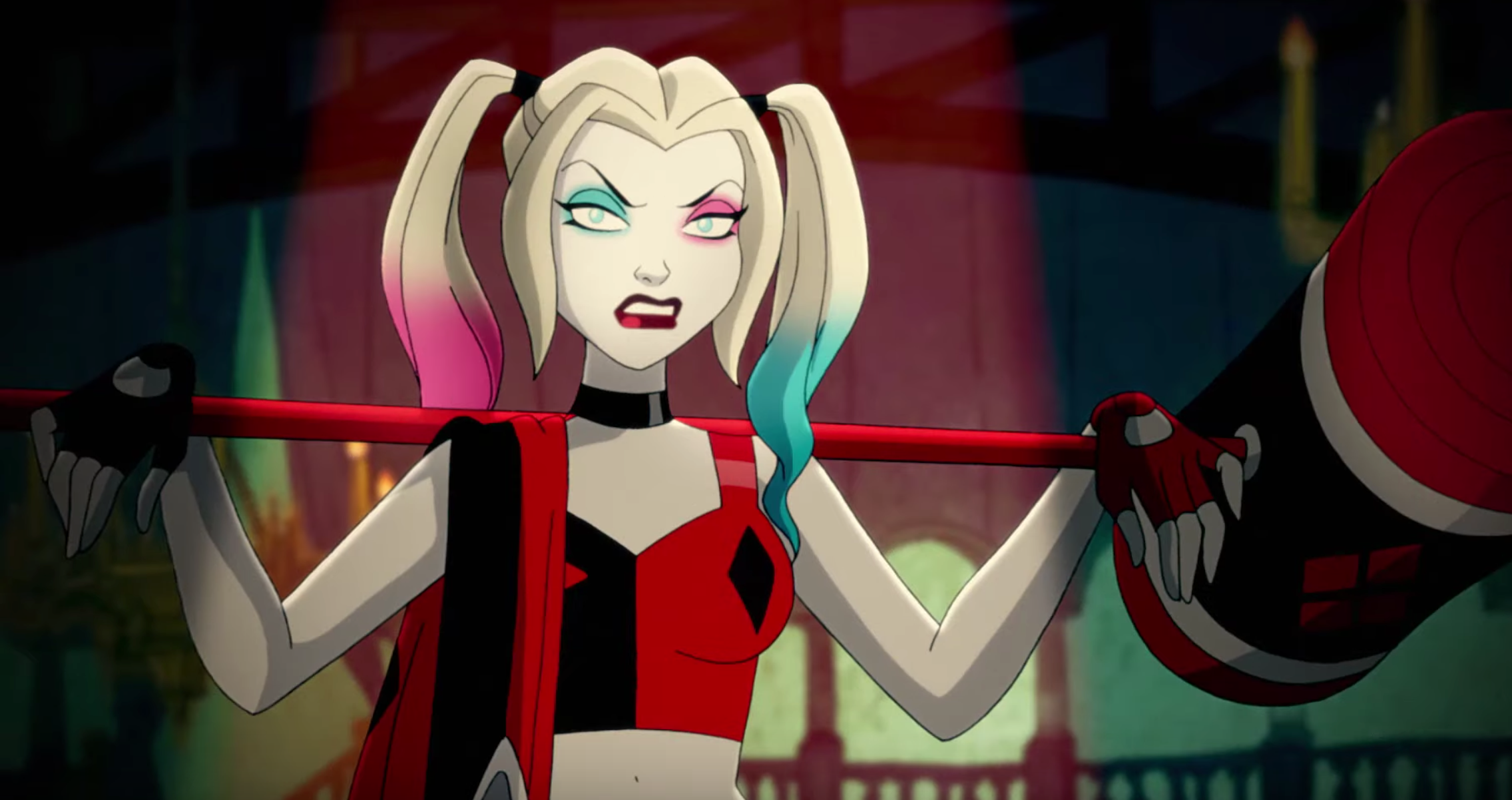 Harley Quinn Animated Series Trailer Debuts at Comic-Con