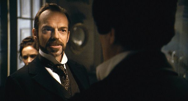 Hugo Weaving The Wolfman movie
