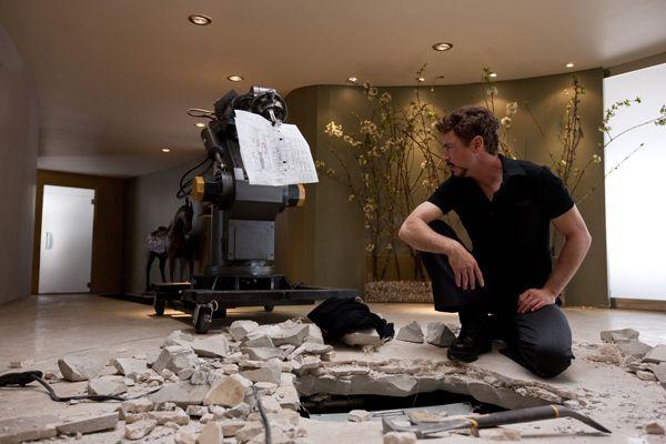 Iron Man 2 movie image Robert Downey Jr (1)
