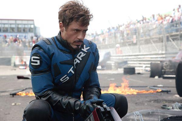 Iron Man 2 movie image Robert Downey Jr as Tony Stark (1)