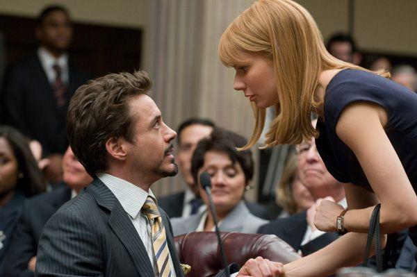 Iron Man 2 movie image Robert Downey Jr as Tony Stark (2)