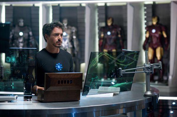 Iron Man 2 movie image Robert Downey Jr as Tony Stark (3)
