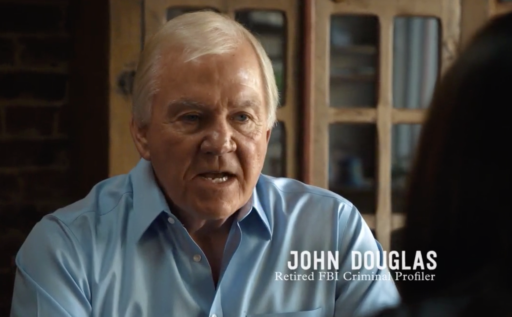 Mindhunter Author John Douglas On Id S New Serial Killer