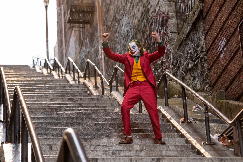 Image result for joker movie images gotham city