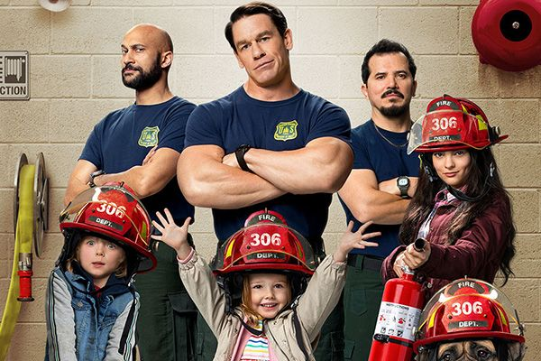 Playing With Fire Trailer Has John Cena Trying To Babysit -8775