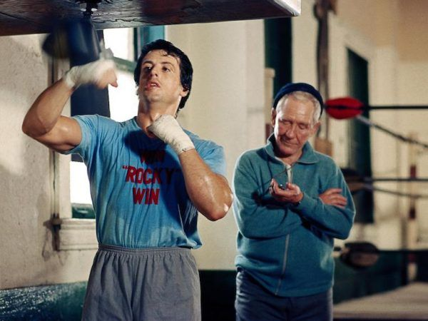 Sylvester Stallone Reveals Pitch for Rocky Prequel Series