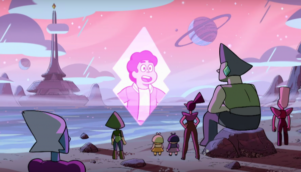 Steven Universe Movie Review on Saturday Mourning Cartoons