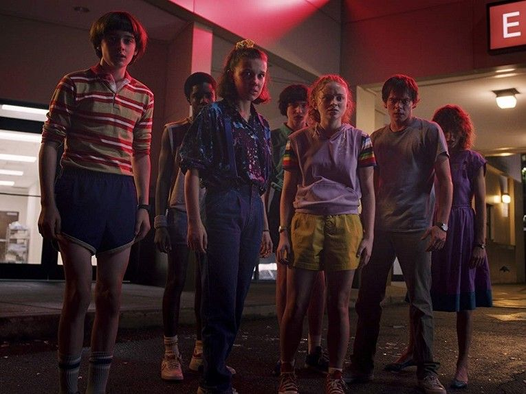 'Stranger Things 3' breaks viewership records on Netflix