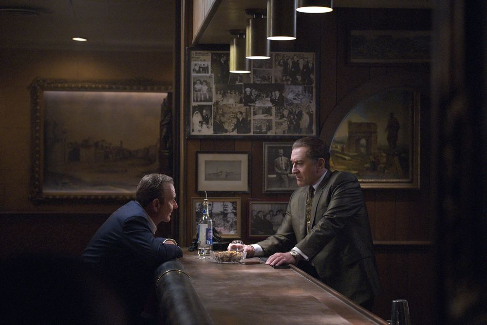 Image result for the irishman cinematography