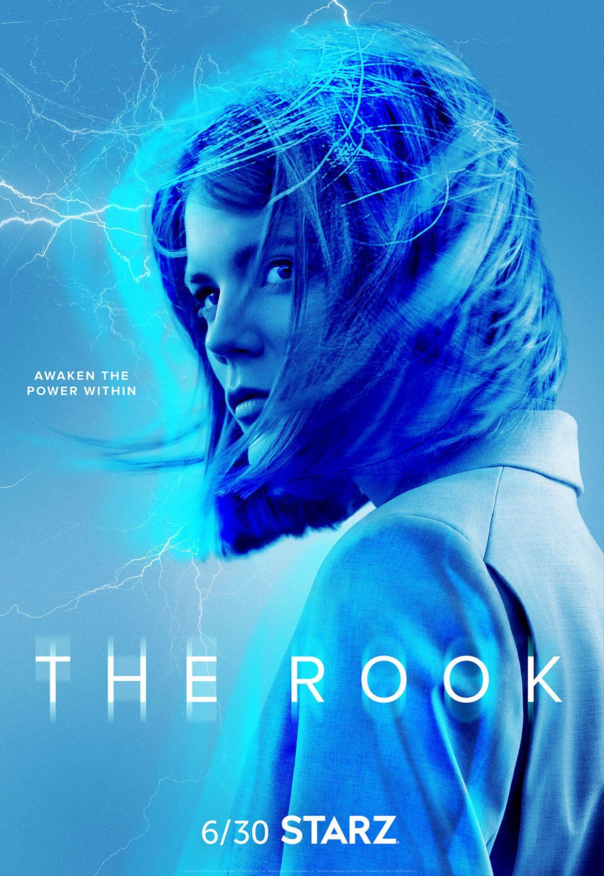 The Rook Star Emma Greenwell on How Myfanwy Is Like the Hulk