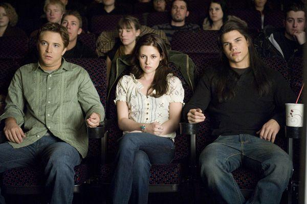 The Twilight Saga New Moon movie image Kristen Stewart, Taylor Lautner