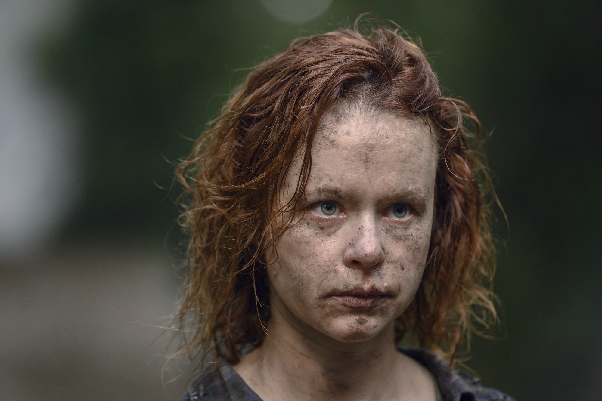 The Walking Dead Season 10 Images Reveal Thora Birch S Gamma