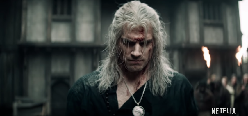 The Witcher- Netflix
