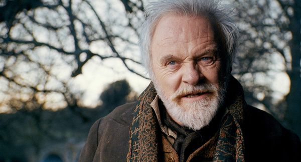 The Wolfman movie Anthony Hopkins