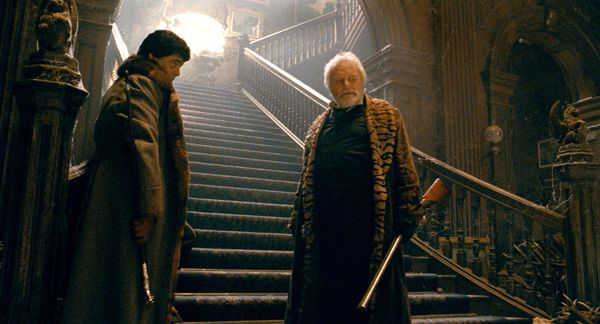 The Wolfman movie Benicio Del Toro (1)