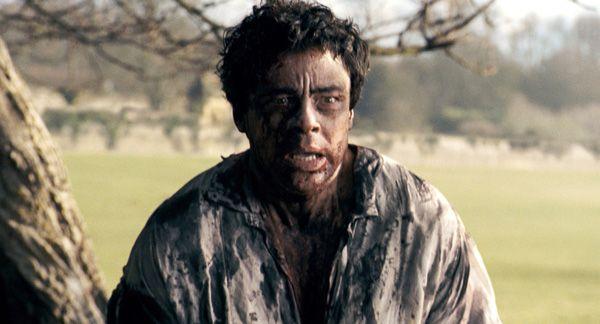 The Wolfman movie Benicio Del Toro (3)
