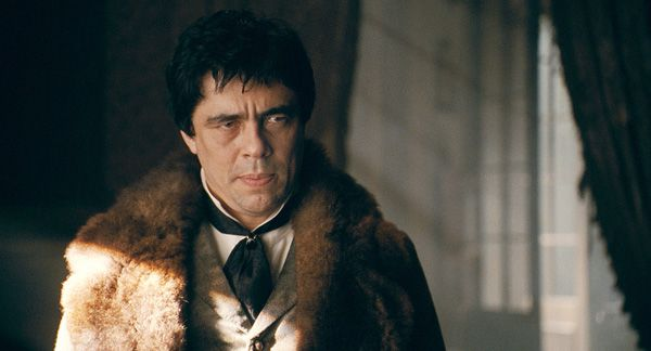 The Wolfman movie image Benicio Del Toro