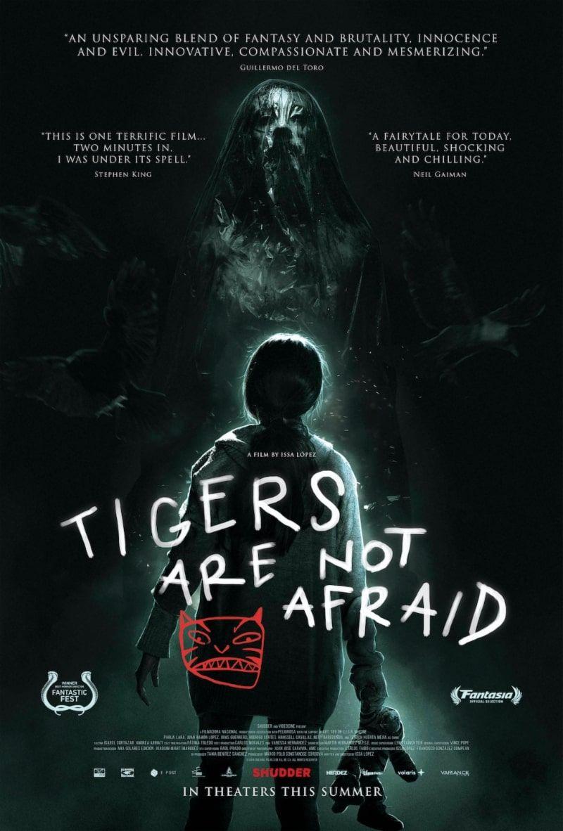 Tigers Are Not Afraid Trailer Reveals Issa López's Dark
