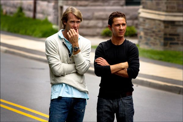 Transformers Revenge of the Fallen movie image Michael Bay and Shia (1).jpg
