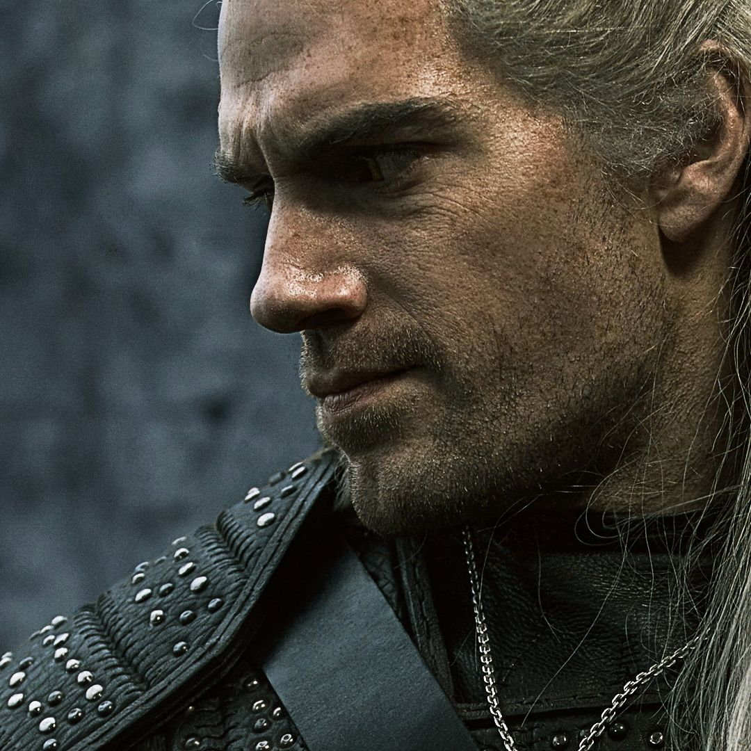 The Witcher Images Reveal Geralt Ciri And Yennefer In New