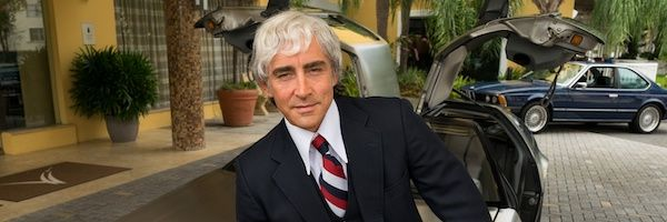 Lee Pace on 'Driven' and Playing the Man Who Gave the DeLorean Its Name