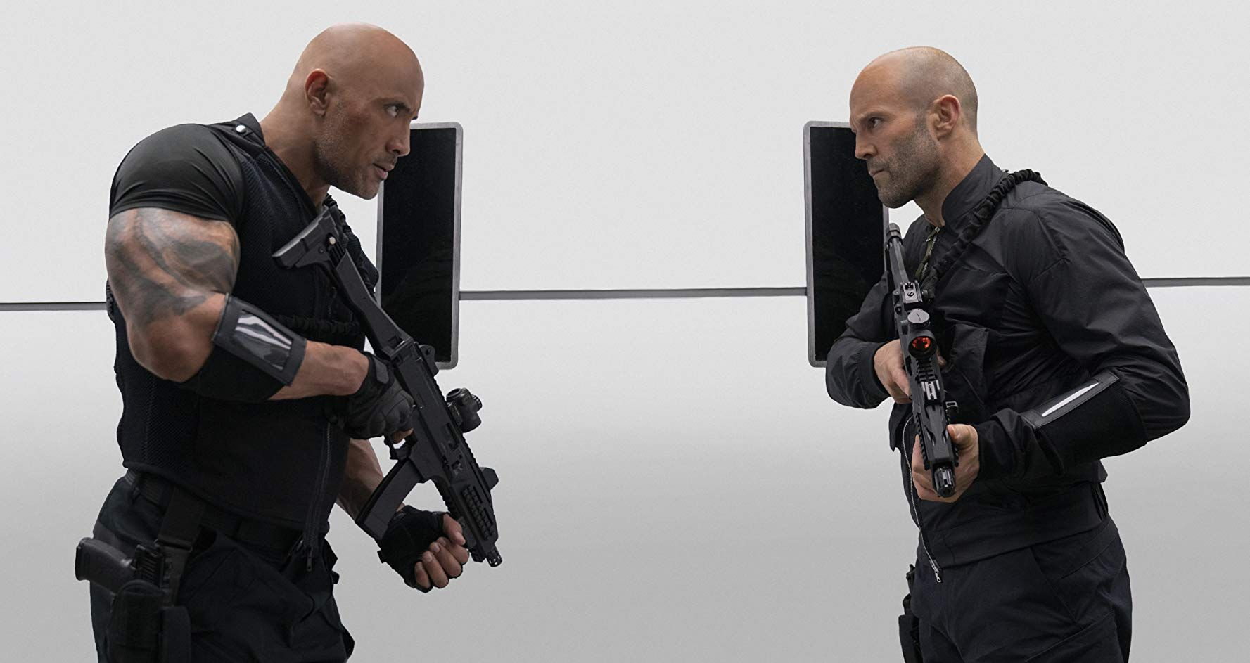 Who wins in a fight Hobbs & Shaw or Jason Bourne