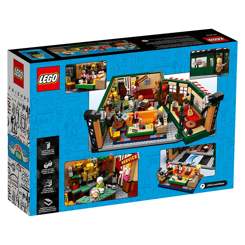 LEGO Friends TV Series Set Will Be There for You in