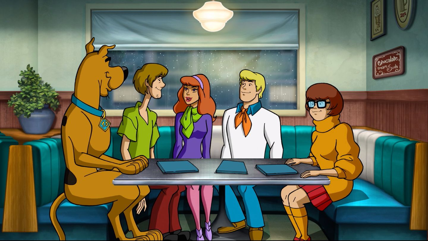 Scooby-Doo Return to Zombie Island Clip and 50th Anniversary