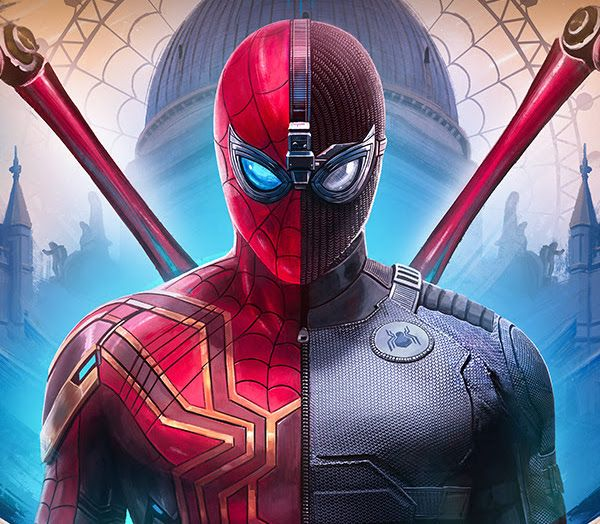 Spider Man Far From Home Online
