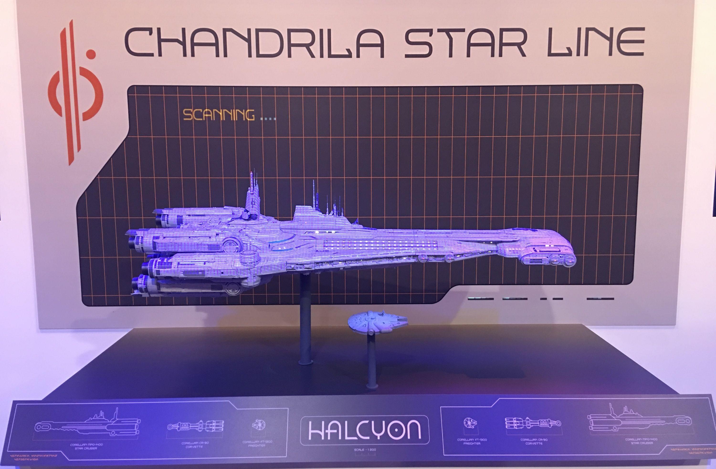 Star Cruiser 1000