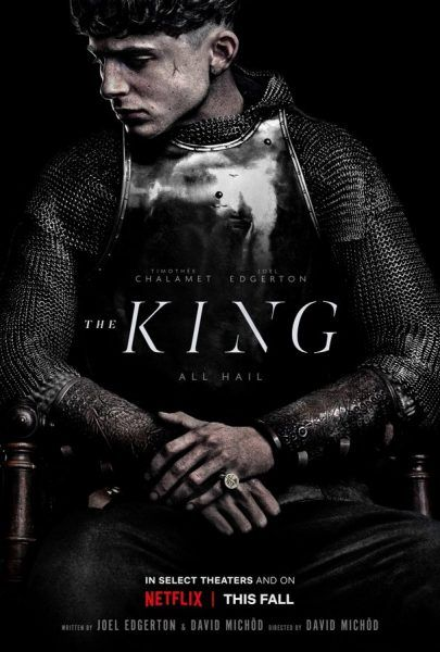 the-king-poster
