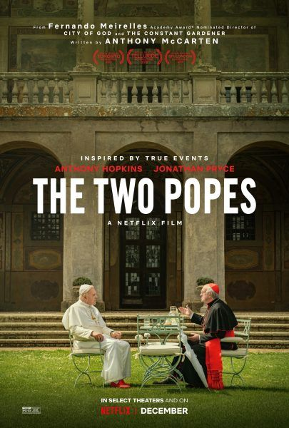 the-two-popes-poster
