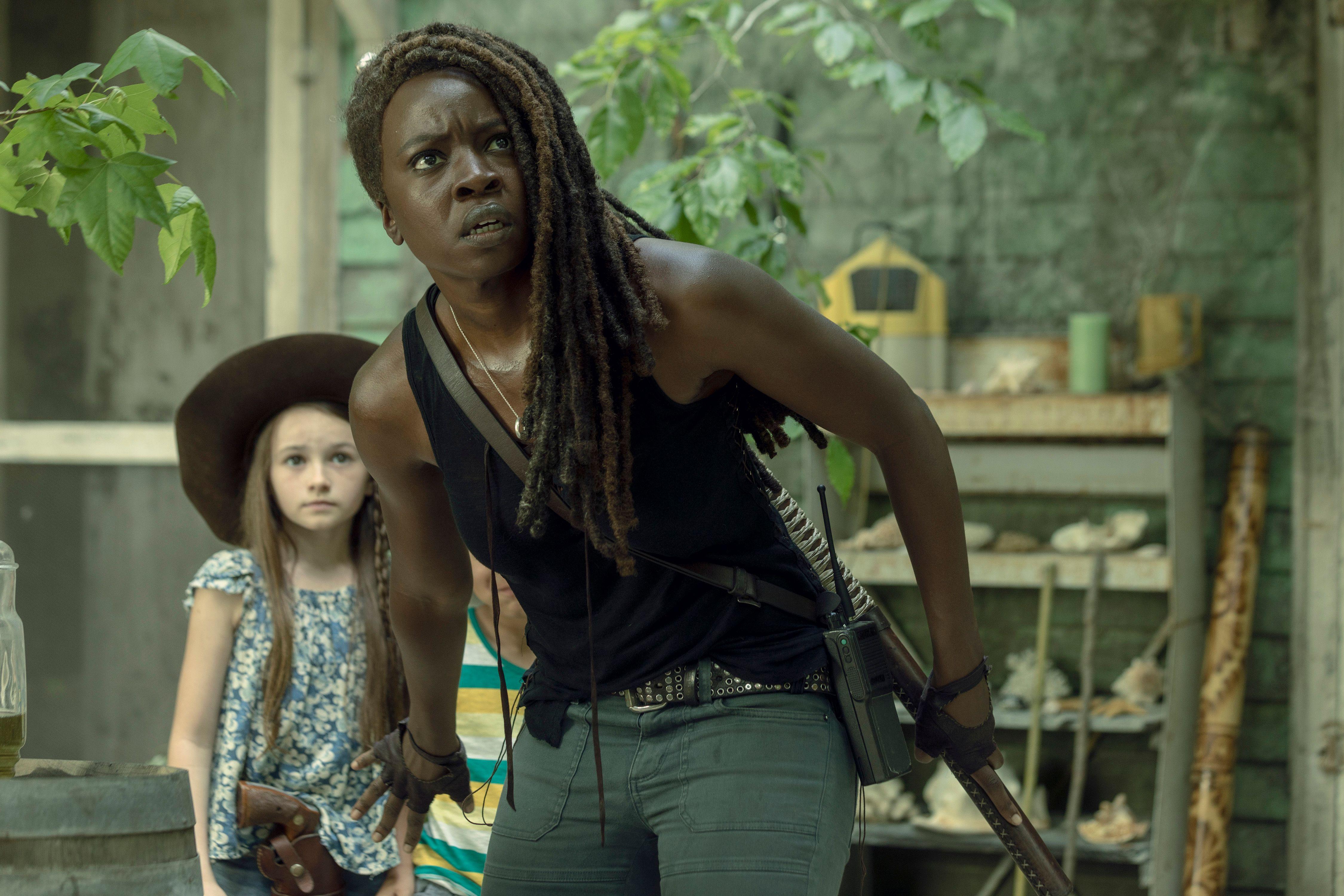 The Walking Dead Season 10 Poster Highlights Daryl Michonne