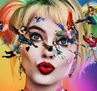 First 'Birds of Prey' Poster Puts Mayhem and a Colorful Cast Front and Center