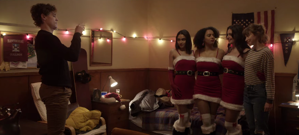 Black Christmas Trailer: Imogen Poots & Her Sorority Sisters Take ...