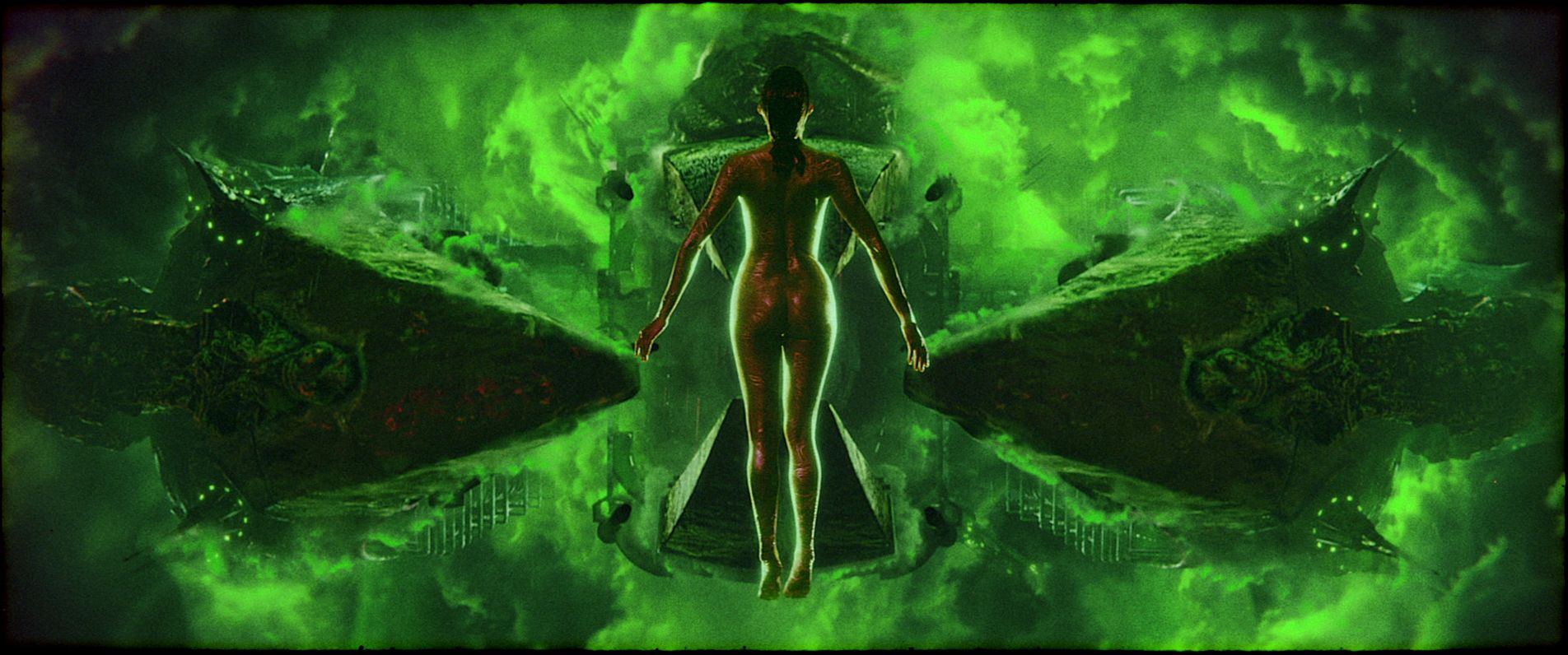 Exclusive 'Blood Machines' Trailer Reveals Shudder's Mind-Bending Sci-Fi Film