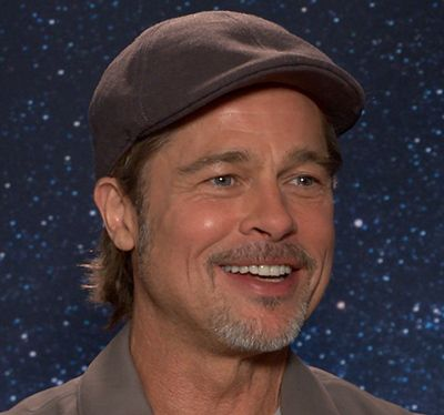 Brad Pitt Looks Back on 'Snatch', 'Oceans 12', 'Once Upon a Time…' and More at SBIFF