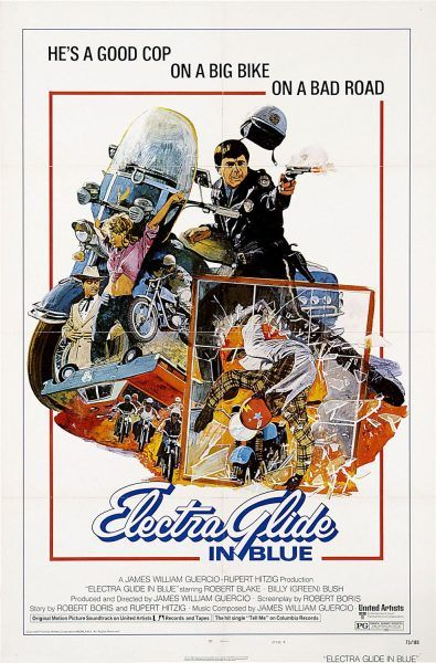 electra-glide-in-blue-poster