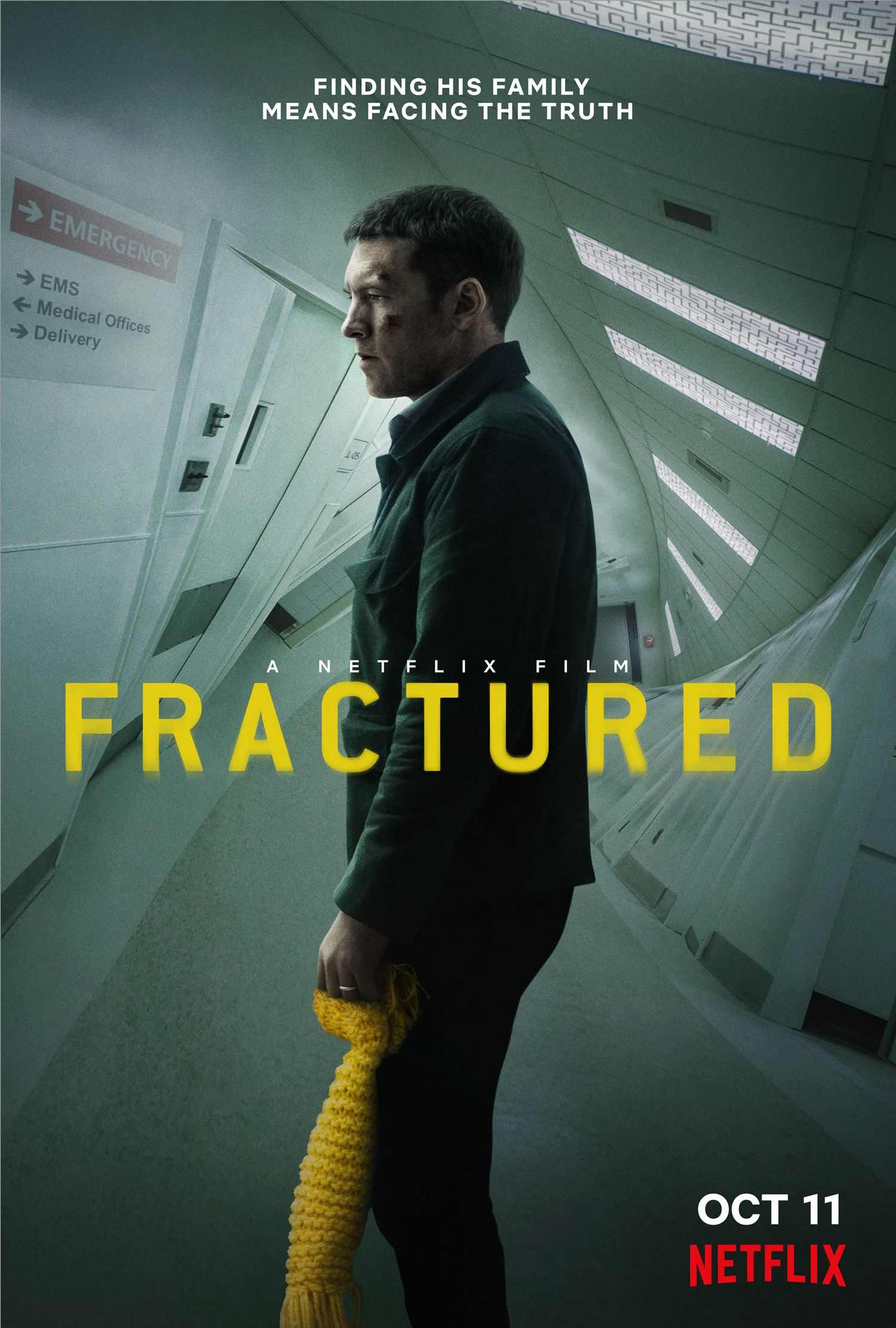 Netflix Fractured